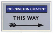 Mornington Crescent on I'm sorry I haven't a clue