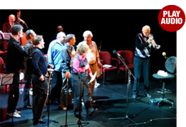 BBC Radio 4 special - ISIHAC team present Nigella's saucy mouthfuls with Humphrey Lyttleton et al